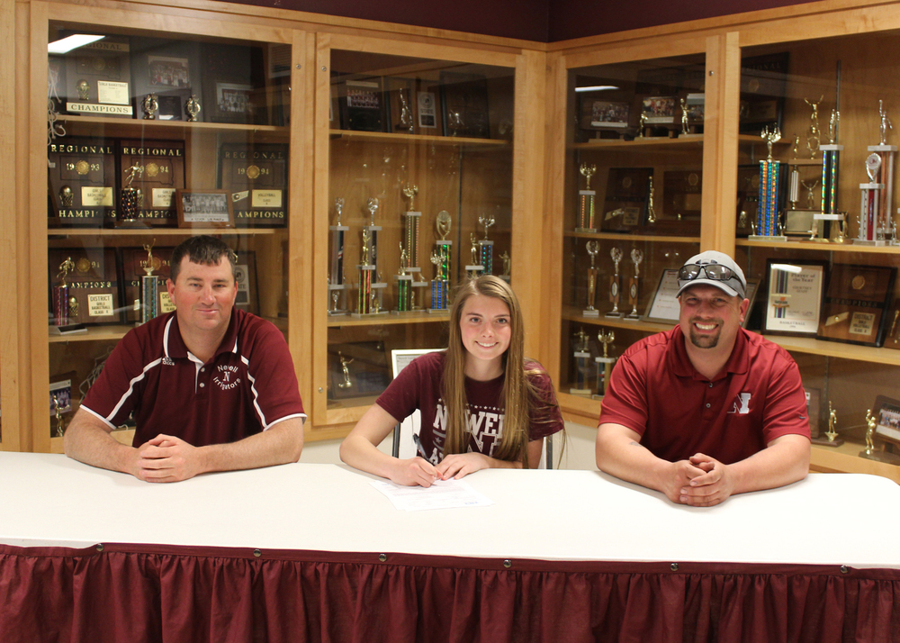 Weeldreyer Sign with Chadron