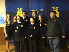 2017-18 FFA Officers