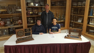 Leber signs to run at Augustana