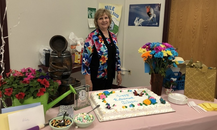 Mrs. Brunner Retirement