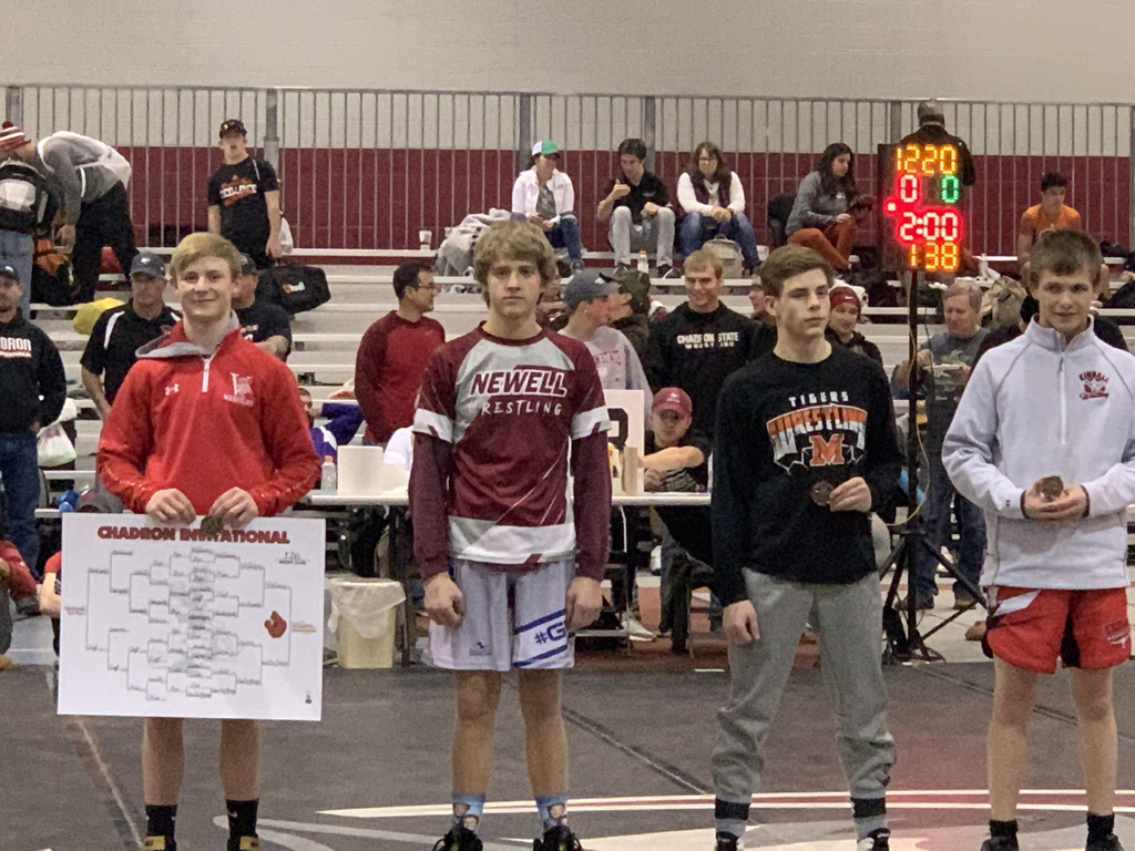 Chase 2nd place